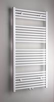 Blinq Altare R handdoekradiator 40x180 cm. n41 696w recht middenaansl. wit ral 9016