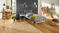 Beter Bed Bed Milano - 90 x 200 cm - wit