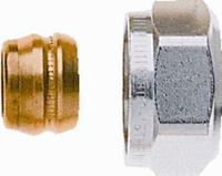 Heimeier knelset 15mm - 3/4