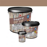 Sopro DF 10 Flexible voegmortel - bruin nr. 52 - 1kg