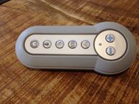 Villeroy & Boch Comfort Control afstandbediening voor Cleanpool grijs/wit