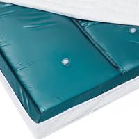 Beliani Waterbedmatras 160 x 200 cm volledige stabilisatie DUAL