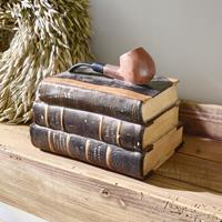 LOBERON Decoratieve boeken Rakeem