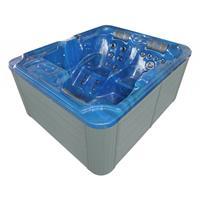 Badstuber Oasis outdoor whirlpool 3-persoons blauw