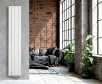 Thermrad AluStyle Plus handdoekradiator 2026 x 320 1340 watt Wit