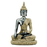 Spiru Boeddhabeeld Zandafwerking (10 cm)