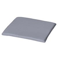 Madison kussens Zitkussen universal 40x40cm   Panama light grey (Afritsbaar)
