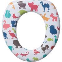 AquaVive toiletzitting Baby PVC multikleur