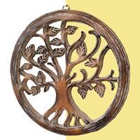 NusaOriginals Tree of Life Muurdecoratie (30cm)