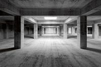 Dimex Industrial Hall Vlies Fotobehang 375x250cm 5-banen