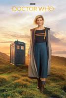 Pyramid Doctor Who 13th Doctor Poster 61x91,5cm