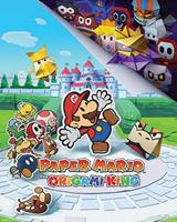 Pyramid Paper Mario The Origami King Poster 40x50cm