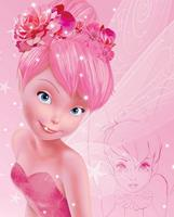 Pyramid Disney Fairies Tink Pink Poster 40x50cm