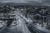Wizard+Genius Urban Madrid Vlies Fotobehang 384x260cm 8-banen