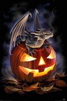 Pyramid Anne Stokes Trick or Treat Poster 61x91,5cm