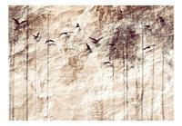 Artgeist Paper Nature Vlies Fotobehang 100x70cm