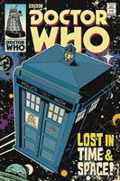 Pyramid Doctor Who Lost in Time And Space Poster 61x91,5cm