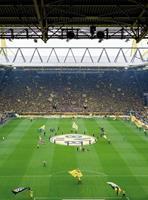 Wizard+Genius Borussia Dortmund Fan Choreo Vlies Fotobehang 192x260cm 4-banen