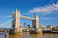 Dimex Tower Bridge Vlies Fotobehang 375x250cm 5-banen