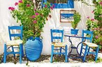 Dimex Traditional Greece Vlies Fotobehang 375x250cm 5-banen