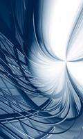Dimex Lines Abstraction Vlies Fotobehang 150x250cm 2-banen