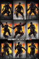 Pyramid Call of Duty Black Ops 4 Characters Poster 61x91,5cm