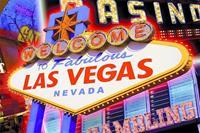 Papermoon Las Vegas Vlies Fotobehang 250x180cm