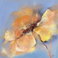 PGM Elena Filatov - Bright Anemone I Kunstdruk 50x50cm