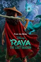 Pyramid Raya and the Last Dragon Warrior in the Wild Poster 61x91,5cm
