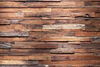 Dimex Wooden Wall Vlies Fotobehang 375x250cm 5-banen