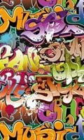 Dimex Graffiti Art Vlies Fotobehang 150x250cm 2-banen