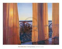 PGM Alice Dalton Brown - Evening Interplay, 2000 Kunstdruk 112x89cm