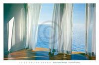 PGM Alice Dalton Brown - Blues come Through Kunstdruk 152x101cm