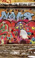 Dimex Graffiti Street Vlies Fotobehang 150x250cm 2-banen