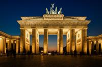 Papermoon Brandenburger Tor Vlies Fotobehang 350x260cm
