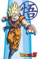 GBeye Dragon Ball Z Goku Poster 91,5x61cm