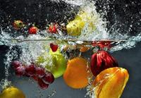 Wizard+Genius Refreshing Fruit Fotobehang 366x254cm 8-banen