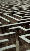 Dimex Labyrinth Vlies Fotobehang 150x250cm 2-banen