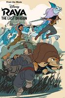 Pyramid Raya and the Last Dragon Jumping Into Action Poster 61x91,5cm