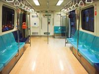 Papermoon Metro Station Vlies Fotobehang 350x260cm