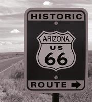 Dimex Historic Route Vlies Fotobehang 225x250cm 3-banen
