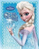 Pyramid Frozen Elsa Poster 40x50cm