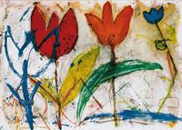 PGM Ursula Meyer-Petersen - Tulips Kunstdruk 70x50cm