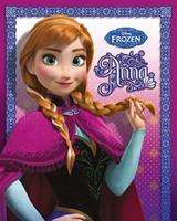 Pyramid Frozen Anna Poster 40x50cm