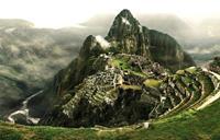 Papermoon Machu Picchu Vlies Fotobehang 350x260cm