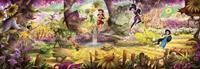 Komar Fairies Forest Fotobehang 368x127cm