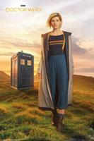 GBeye Doctor Who 13th Doctor Poster 61x91,5cm