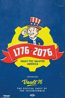 GBeye Fallout 76 Tricentennial Poster 61x91,5cm