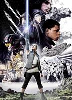 Komar Star Wars Balance Fotobehang 184x254cm