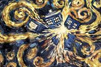 GBeye Doctor Who Exploding Tardis Poster 91,5x61cm
